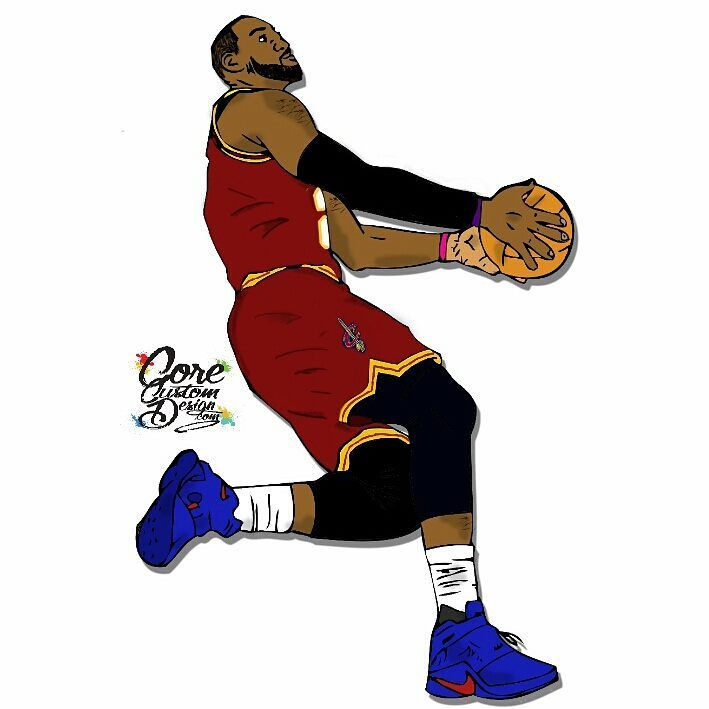 Lebron James Wallpaper Iphone: #lebronjames #lebron #cavs #believeland #cartoon