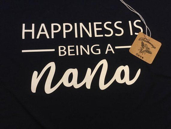 803d51e38 Personalized Happiness is Being a Grammy T-Shirt Grandma Shirt Custom  Mothers Day Gift