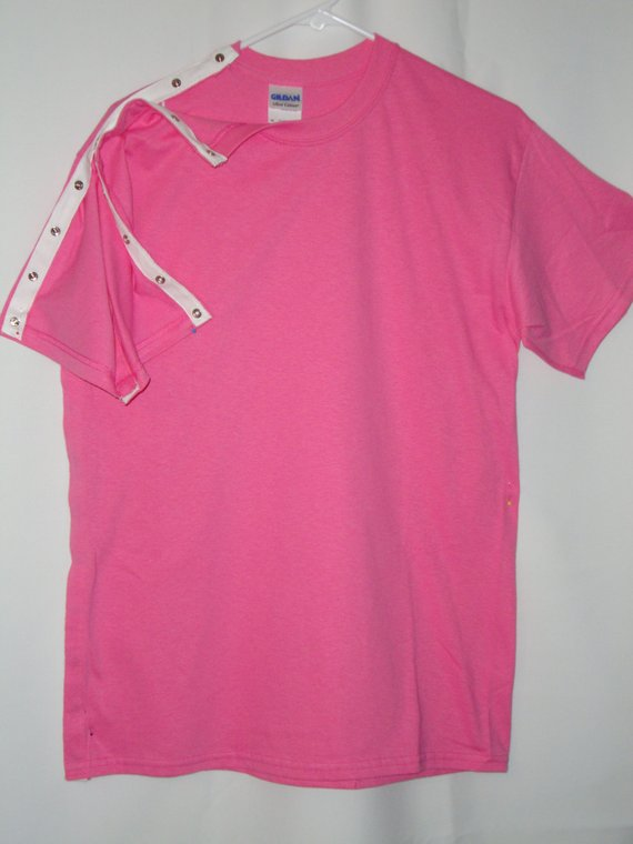 14fc560ff1 Rotator Cuff / Shoulder Surgery rehab wear after hospital gown. Easy  dressing (Style #1 Multiple co