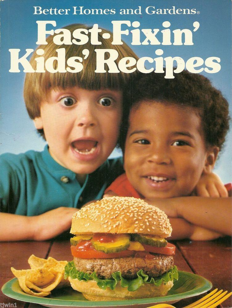 66e020b3b00c23a65db8fb9f9811f287 - Better Homes And Gardens Kids Recipes