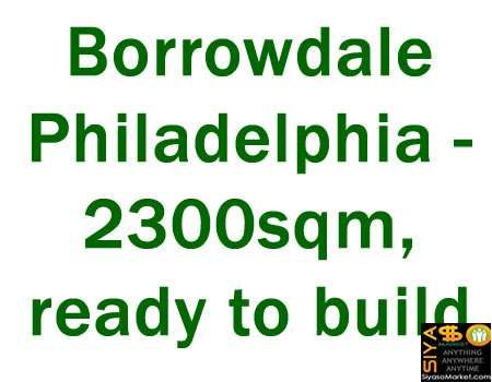 Borrowdale Philadelphia - 2300sqm ready to build http://www.siyasomarket.com/classified/clsId/15428/borrowdale_philadelphia_2300sqm_ready/