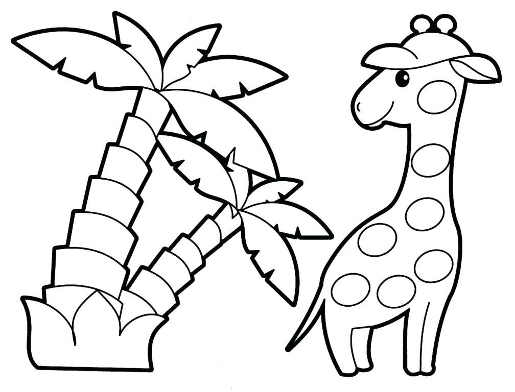 - Coloring Pages Toddlers Printables Coloring Pages For Toddlers Kindergarten  Coloring Pages, Cute Coloring Pages, Jungle Coloring Pages