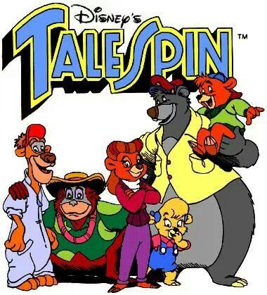 Tale Spin classic | Comics/cartoon, game play, cosplay | Old