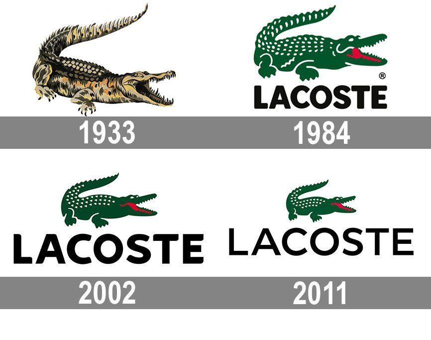 Lacoste Logo Logotipo Ideias Instagram Lacoste