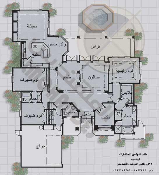 صور تصاميم فلل دورين من الداخل والخارج 2014 خرائط للتصميم الفلل الكبيرة والصغيرة 2015 Floor Plans My Dream House