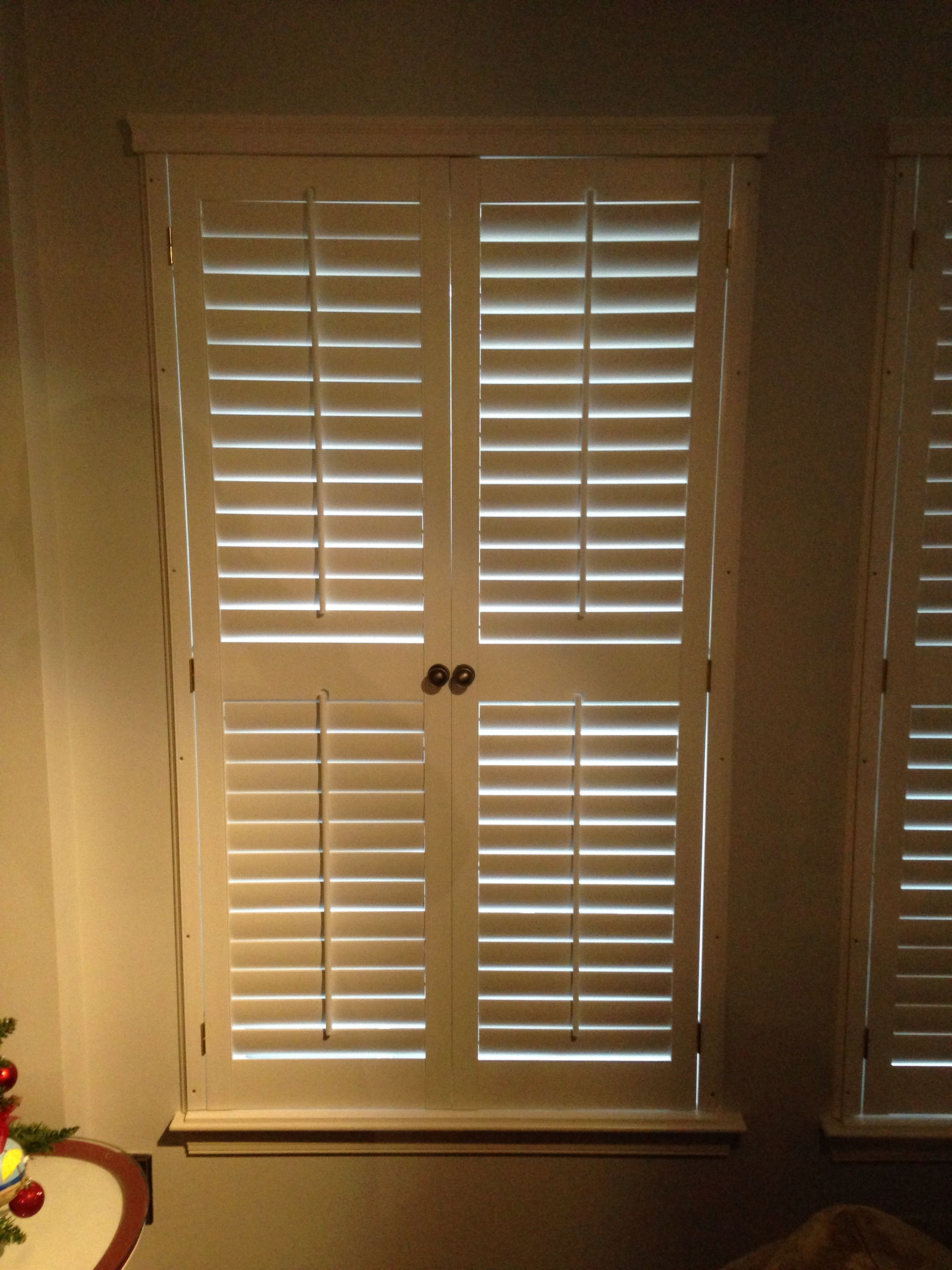 Customized Cheap Plantation Shutters From Lowes Allen