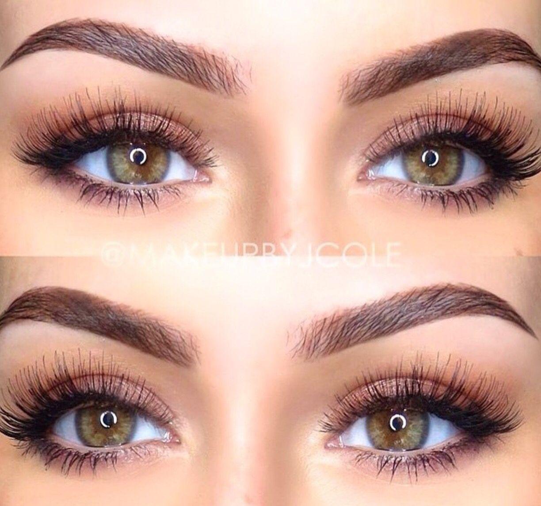 pretty soft eye look | brows in 2019 | eye makeup, eyeshadow
