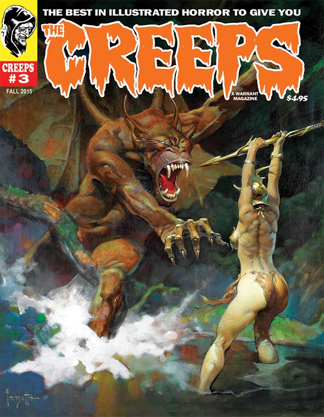 The Creeps Magazine