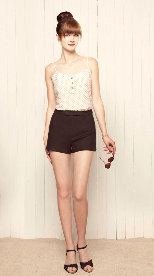 nice shorts! betina lou ss12
