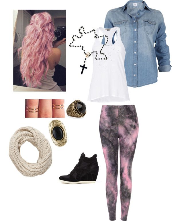"""""""indie-skater no.5 ❤"""" by rika-styles-style ❤ liked on Polyvore"""
