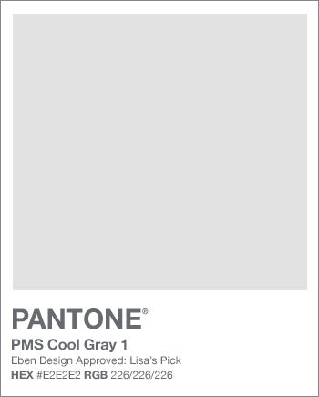 Community Post: Fifty Shades Of Grey: Hipster Edition | Pantone ...