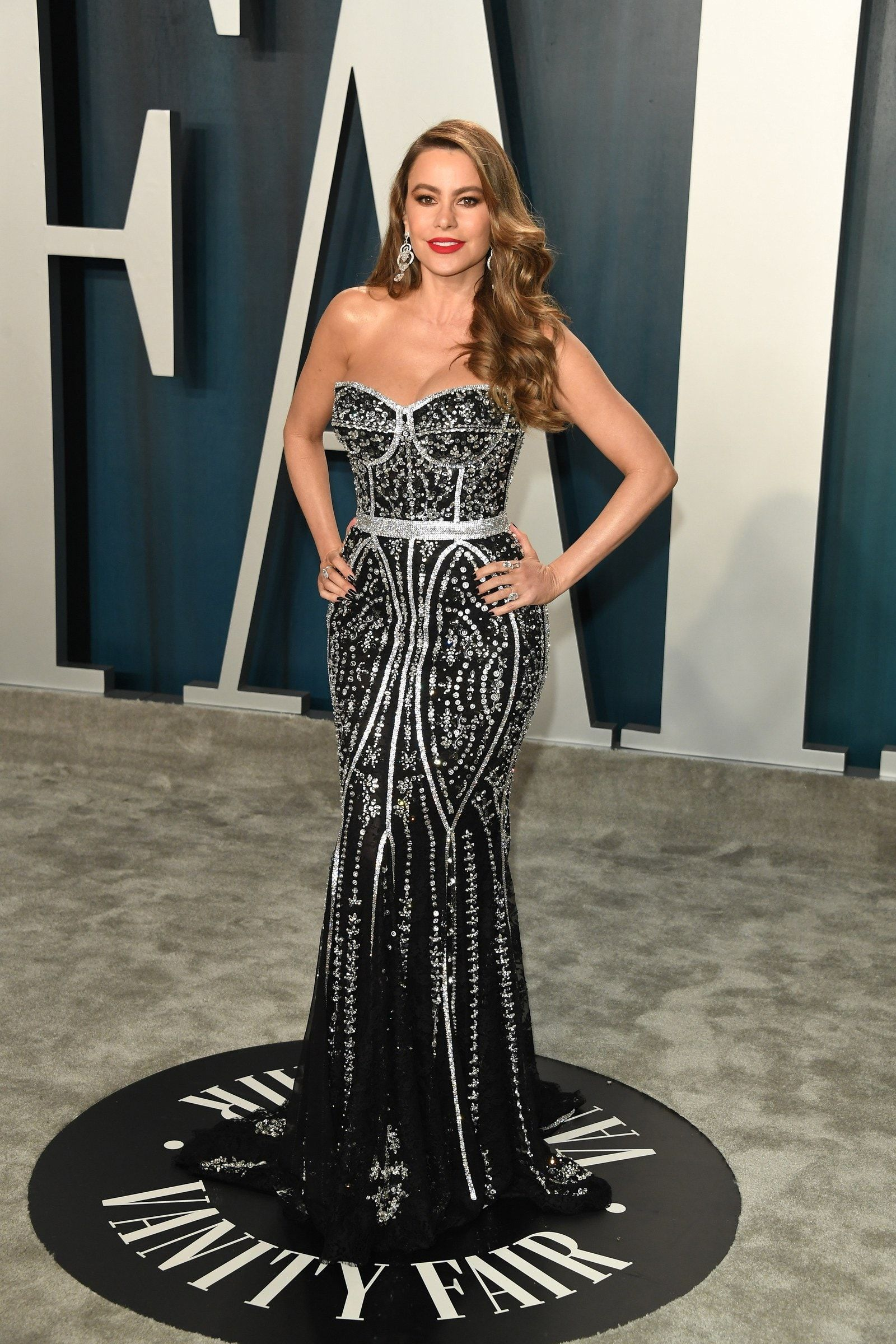 The Best Dressed Celebrities At Vanity Fair S 2020 Oscar Party In