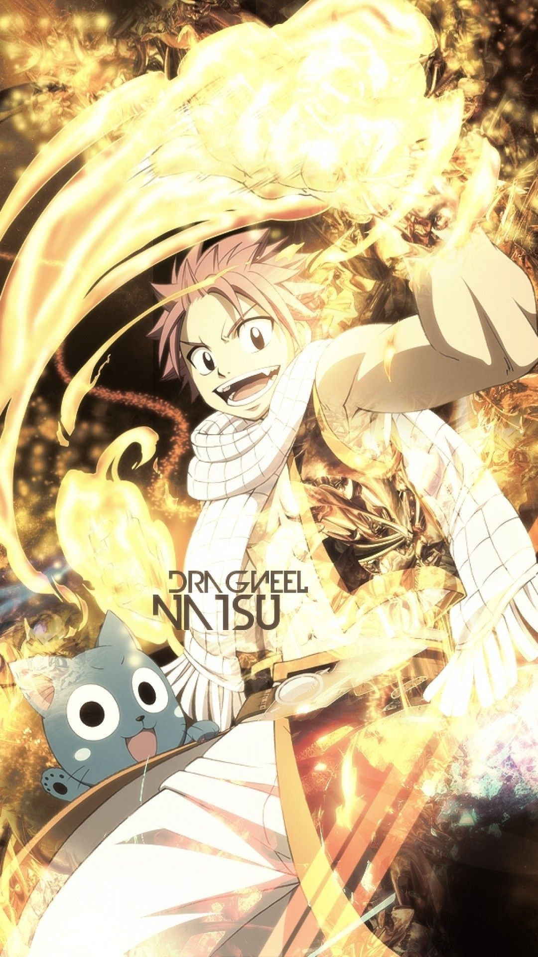 Natsu Fairy Tail Wallpaper Download em 2020 Fairy tail