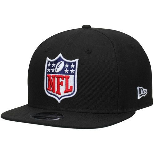 the latest 17a98 a9217 ... ireland era nfl shield logo black original fit 9fifty adjustable snapback  hat nfl 29fba 5a613