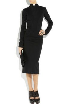 dae07a1135e6 clergy collars shouldn't be limited to shirts. How bout a dress ...