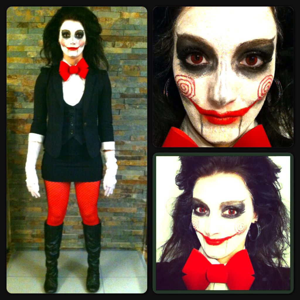 saw puppet halloween costume