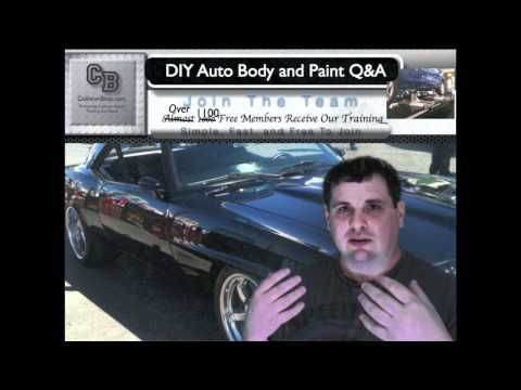 What Kind Of Primer To Use Too Many Primers Makes It Confusing Self Etch Epoxy Surfacer Paint Repair Auto Body Diy And Crafts