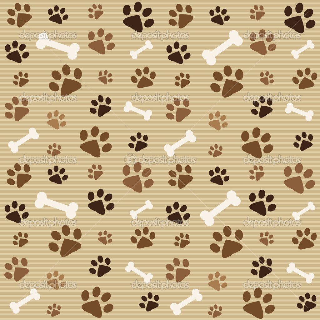 Fondo con huellas perro imagui for Fondos de pantalla de perritos