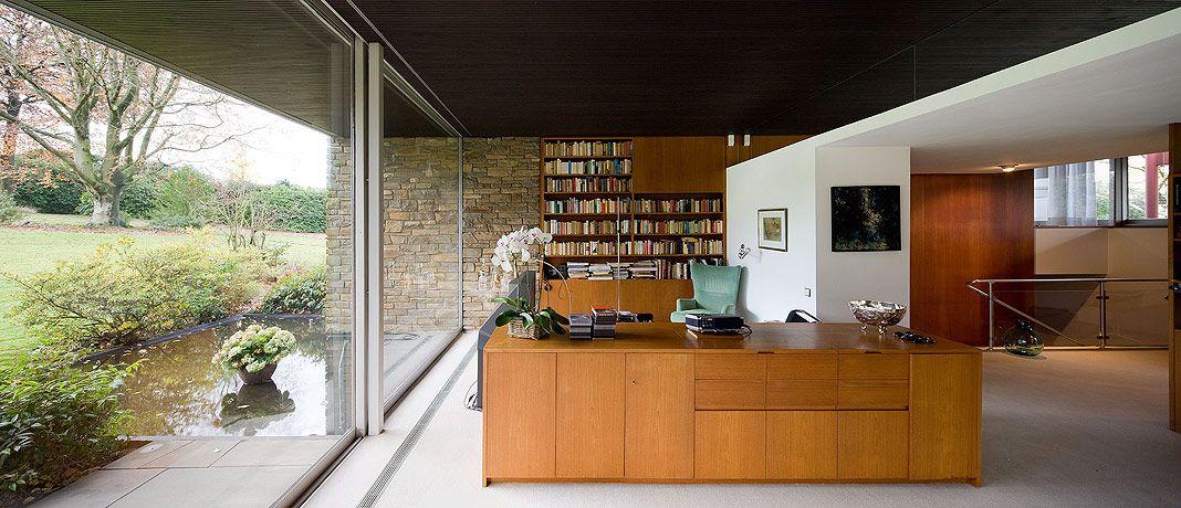 Innenarchitektur Wuppertal haus pescher wuppertal architektur bungalows