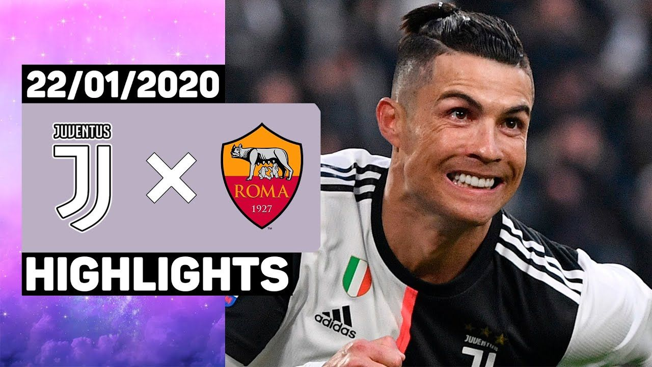 Juventus vs Roma 3-0 All Goals & Highlights (Resumen Goles) 2020 HD in 2020