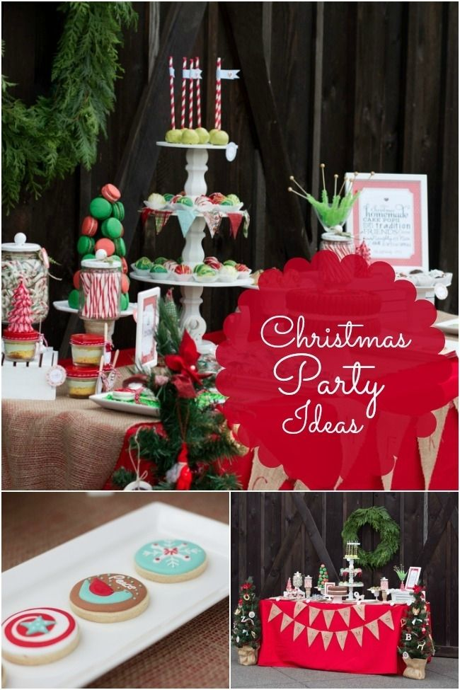 Amazing Christmas Kids Party Ideas Part - 6: Ideas For Kids Birthday Party At Christmas Time  Www.spaceshipsandlaserbeams.com