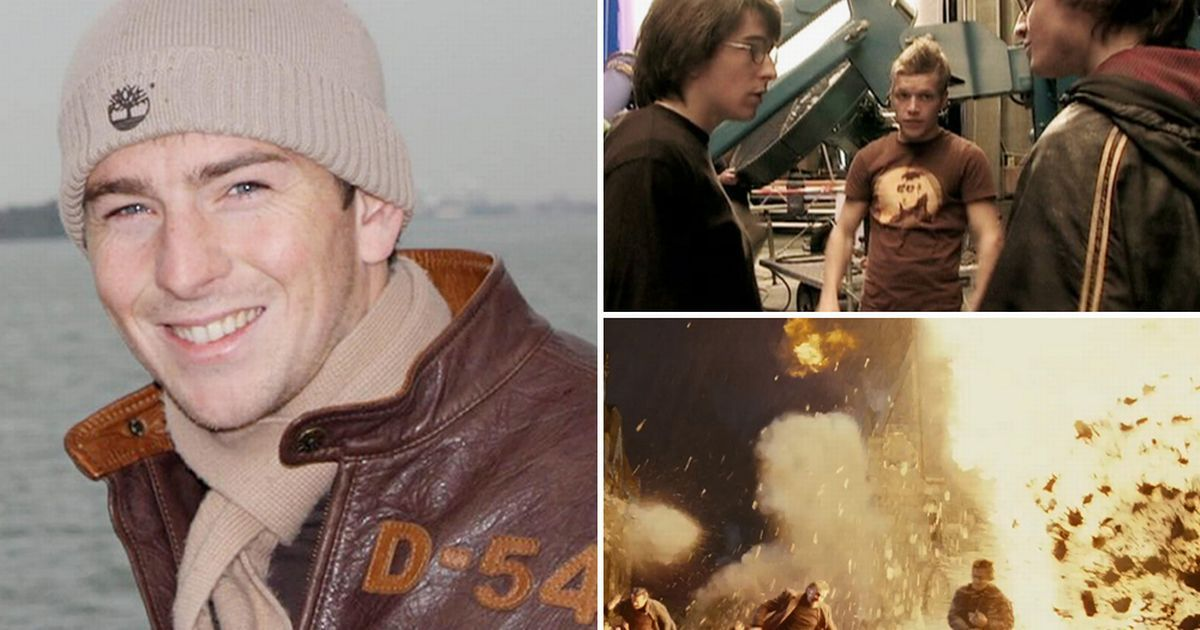 Harry Potter Stuntman David Holmes Speaks Of Moment He Was Left Paralysed In Horror Film Accident Who Plays Draco Malfoy Harry Potter Holmes