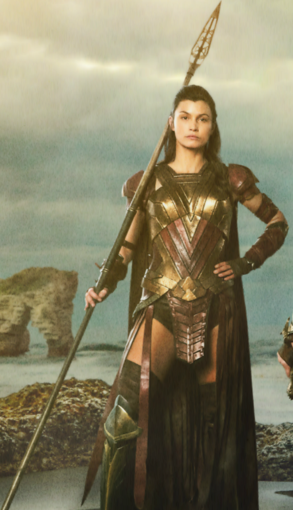 Menalippe Amazons Wonder Woman Amazon Warrior Warrior Woman
