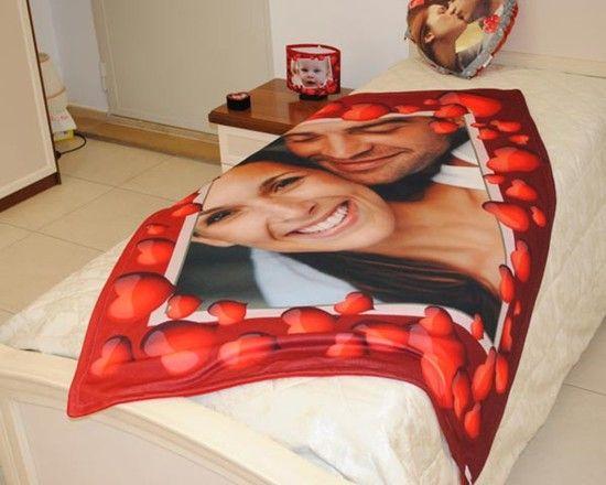 Coperta Personalizzata Con Foto.Coperta Personalizzata Con Foto San Valentino Regali