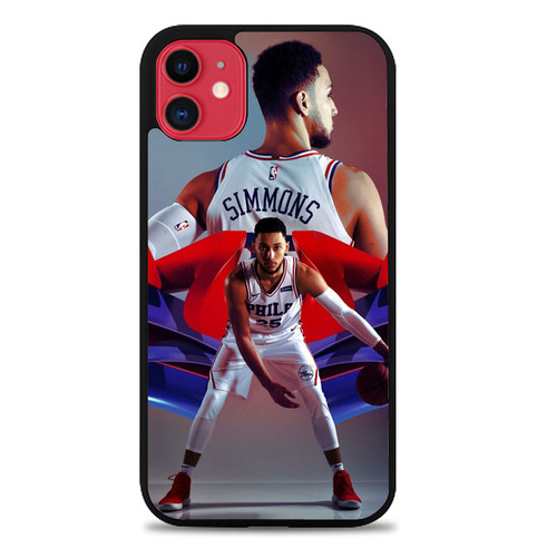 Ben Simmons Wallpaper X8645 Iphone 11 Case