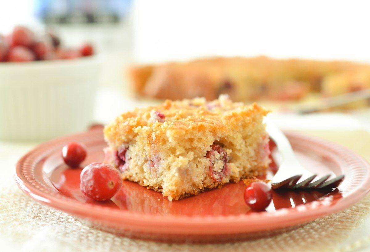 Cranberry Christmas Cake A Video Cranberry christmas