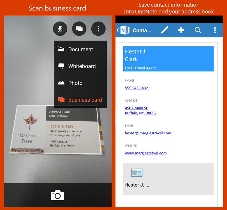 You can now use the office lens app on windows phones to save a you can now use the office lens app on windows phones to save a businesscard reheart Images