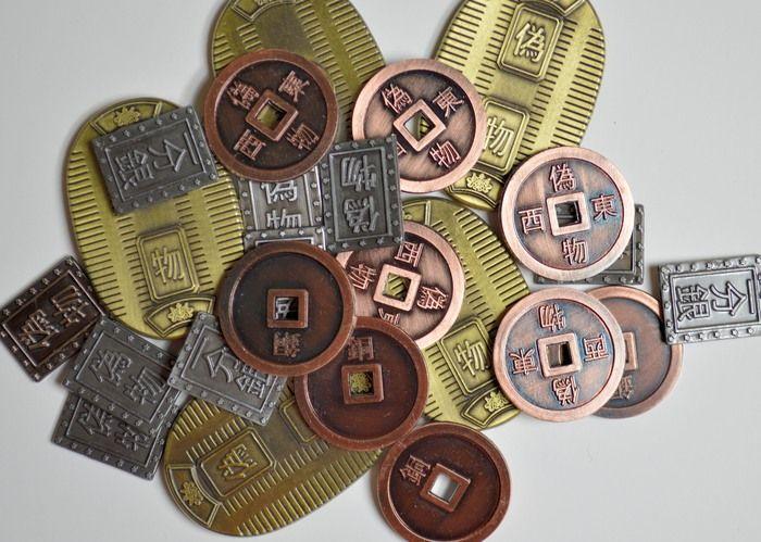 #fantasy #metal #coins #dnd #pathfinder   Fantasy Metal ...