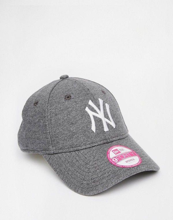 Gorra De Punto New York Yankees 9forty New Era 21 99 Gorras Cool Gorras Para Mujer Gorras Para Hombre