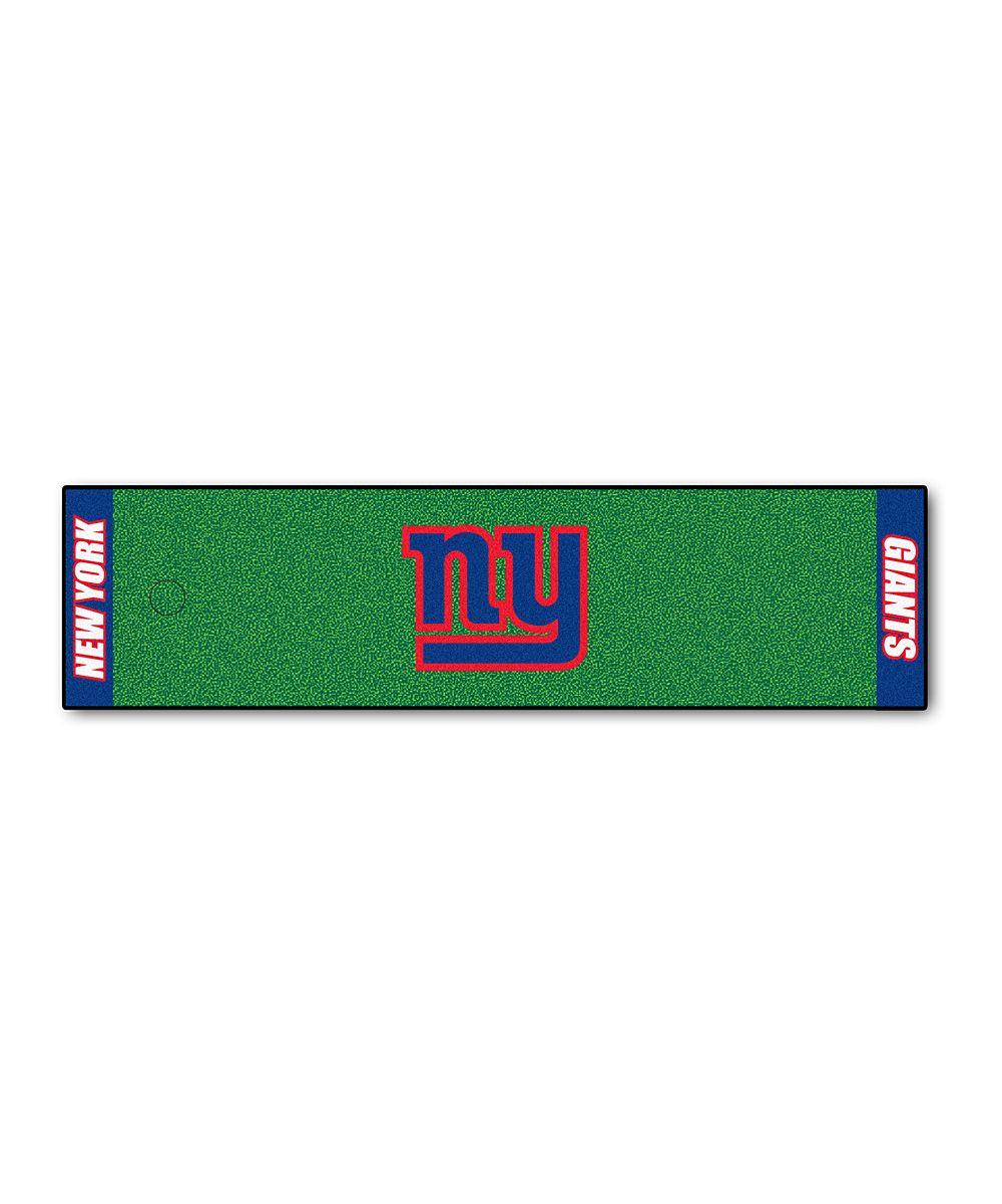 New York Giants Putting Green Runner
