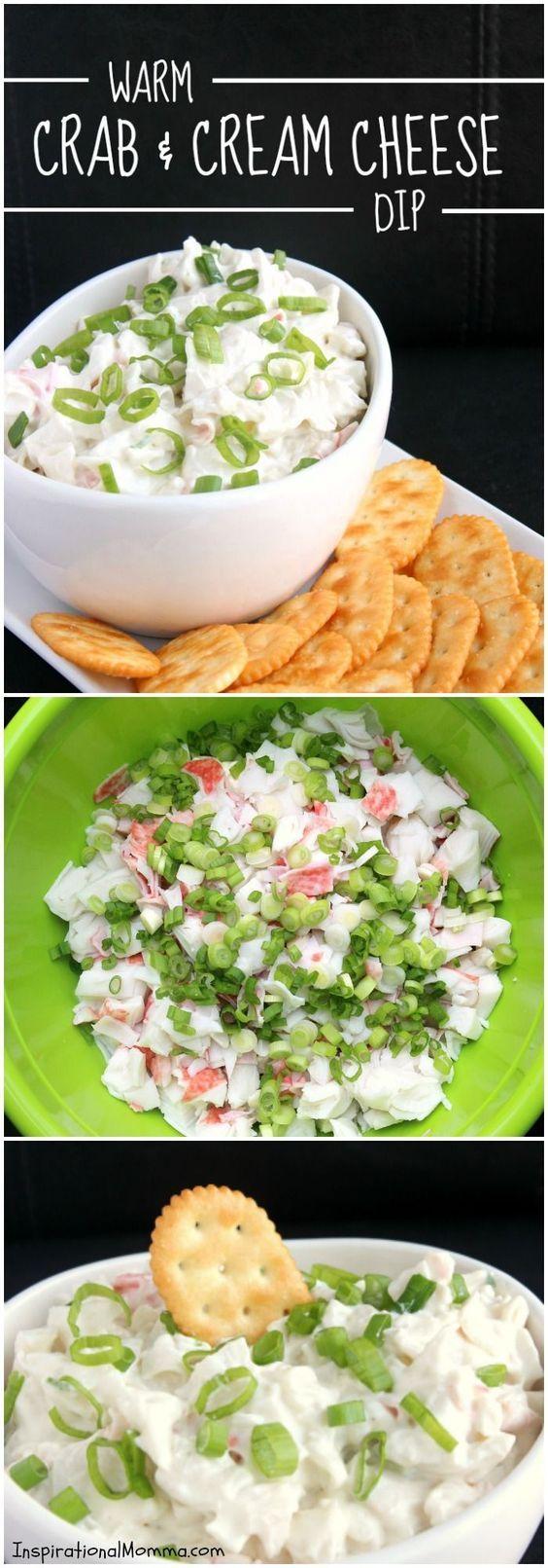 recipe: crabmeat and cream cheese dip [35]