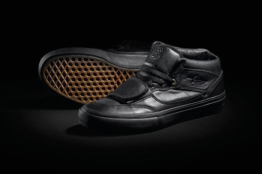 Max Schaaf x Vans Syndicate Mountain Edition 4Q