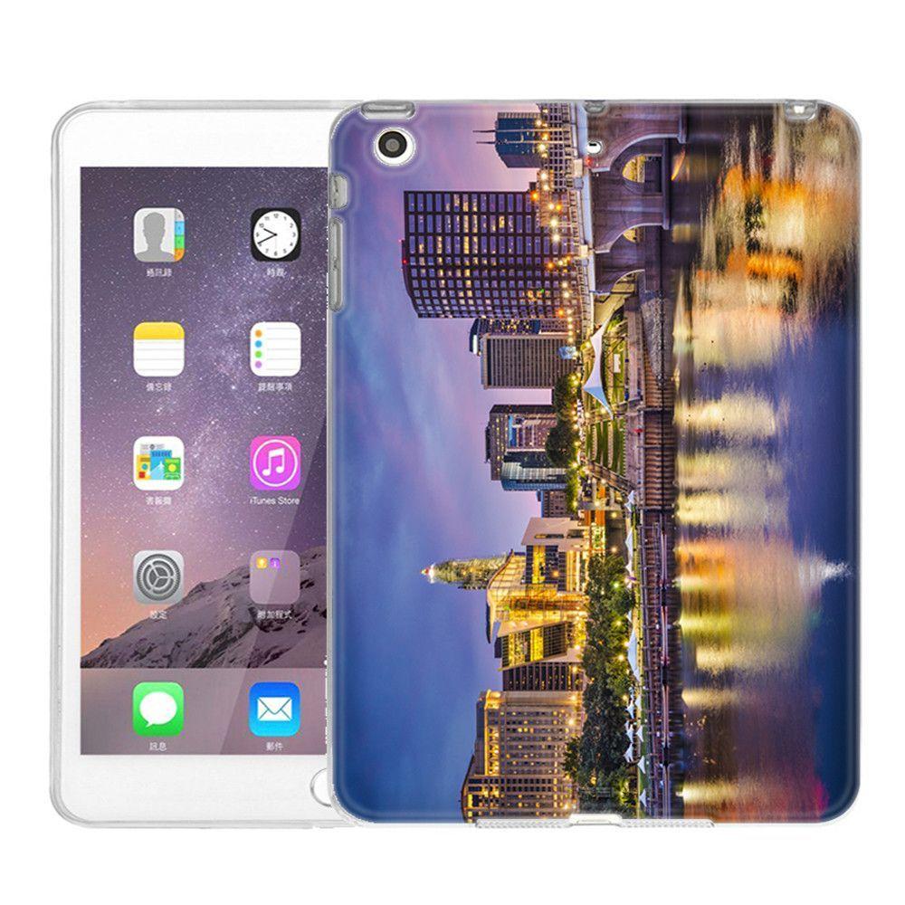 Apple iPad Mini Hartford Connecticut Skyline Slim Case