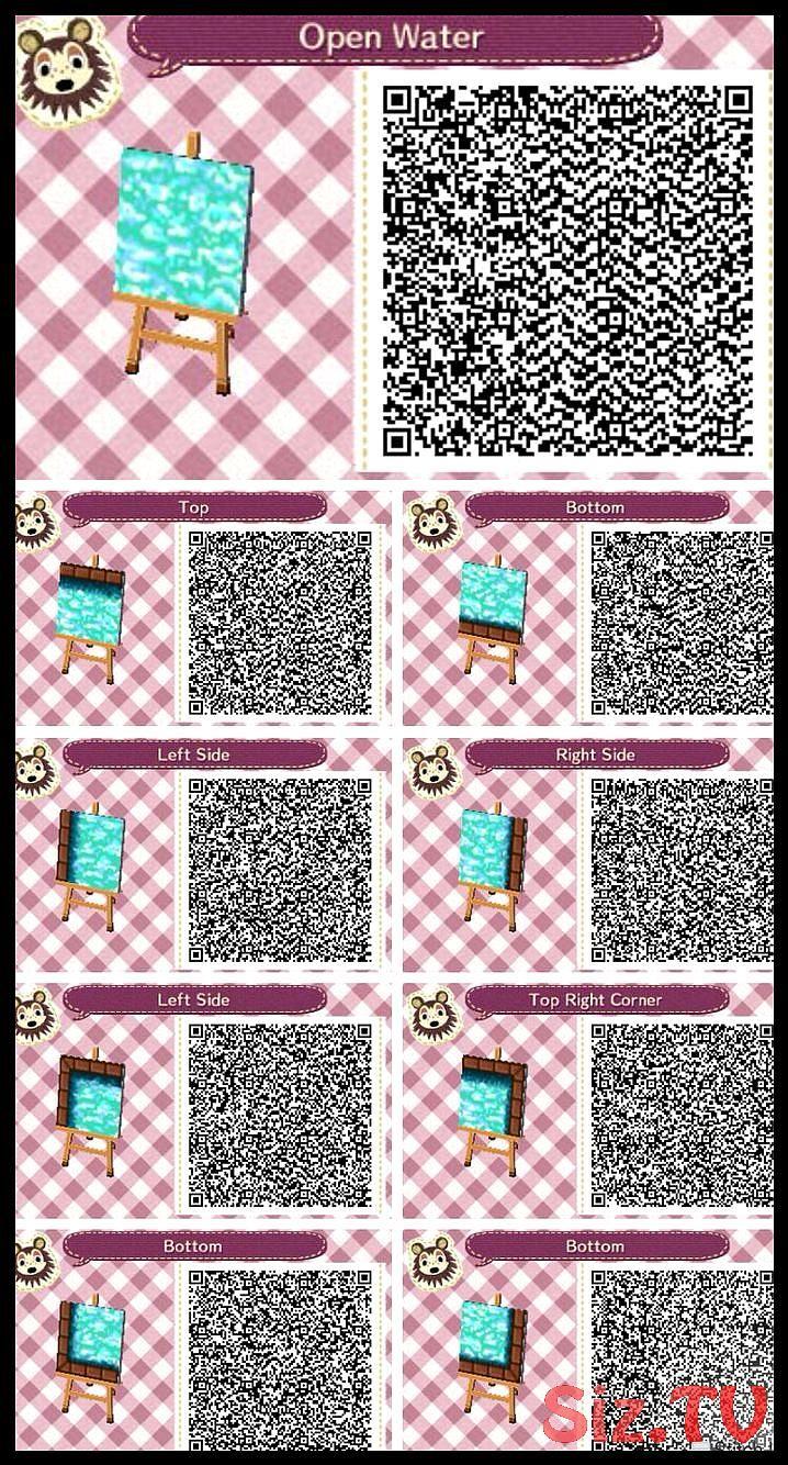 Animal Crossing Swimming Pool Qr Codes In 2020 Qr Codes Animal Crossing Animal Crossing Qr Codes Animals