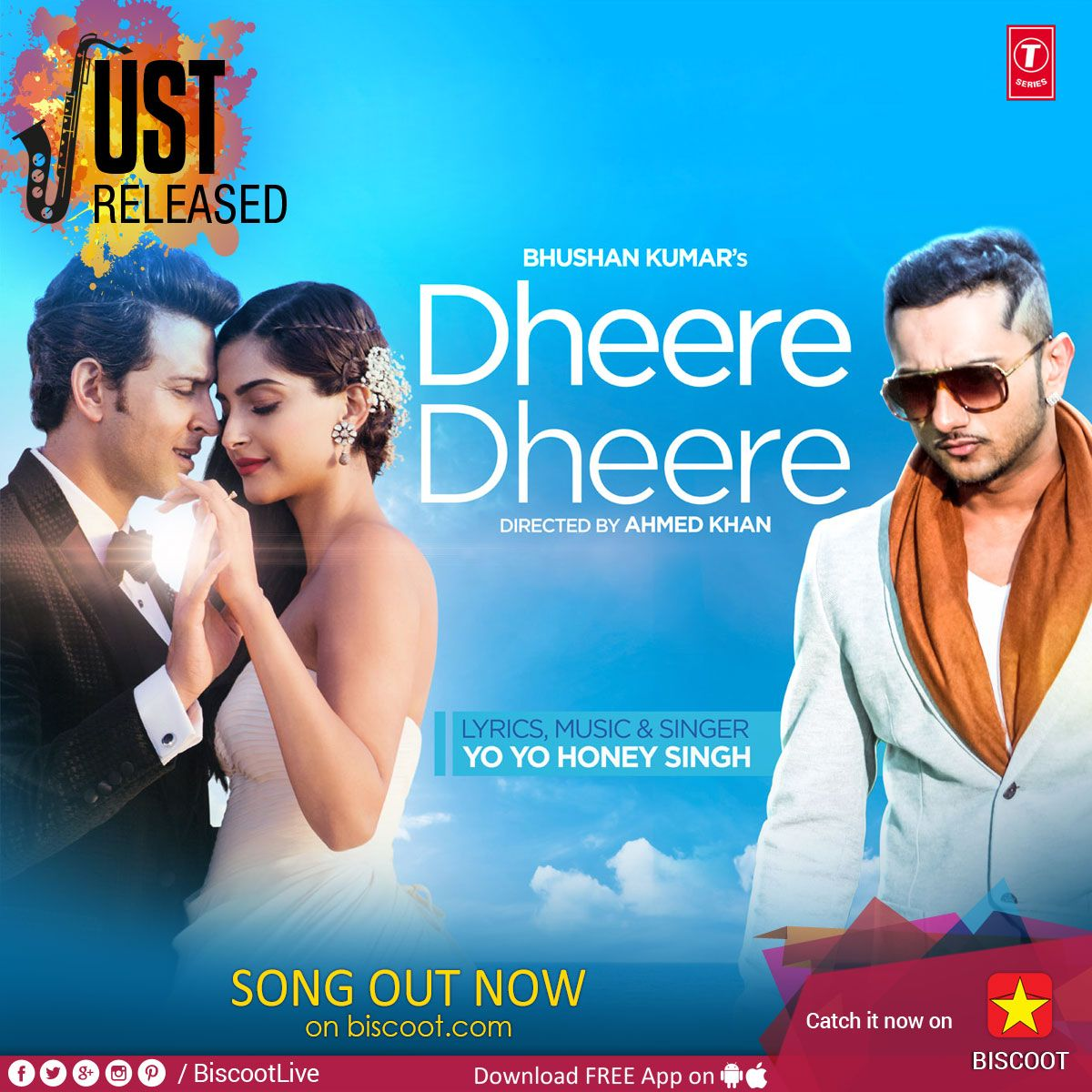 Listen To Dheere Dheere Se Meri Zindagi Song Recreated By