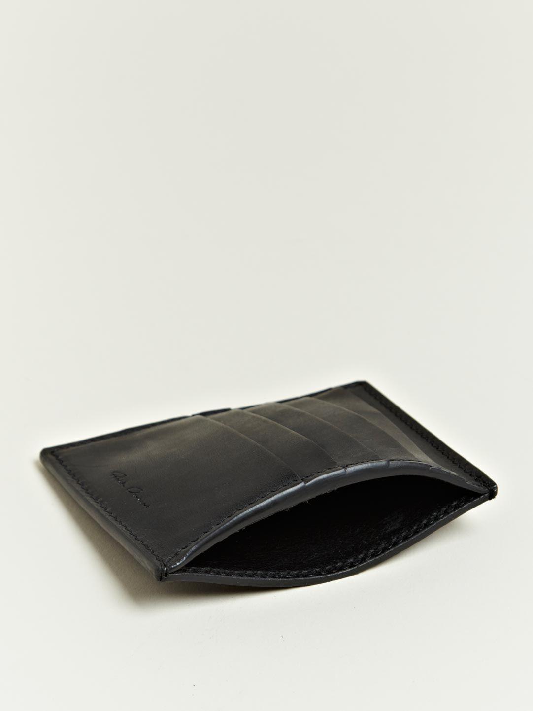 b4a6e8e5e7 Rick Owens Men's Credit Card Holder | LN-CC | bag | Rick owens men ...