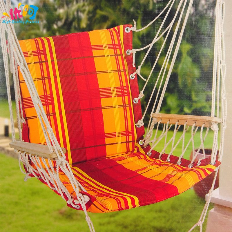 1 piece Free Shipping FedEX Outdoor hanging hammock swing