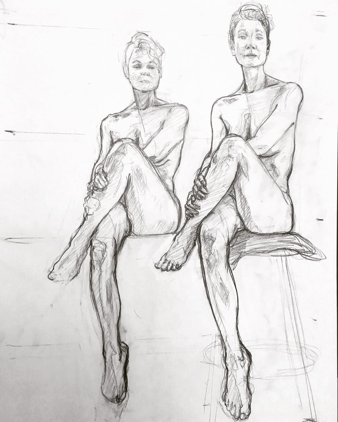 Figure Drawing Class Nyaa Has The Best Models This Incredible