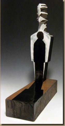 Upright Man by Paul Andrew Wandless (2010)