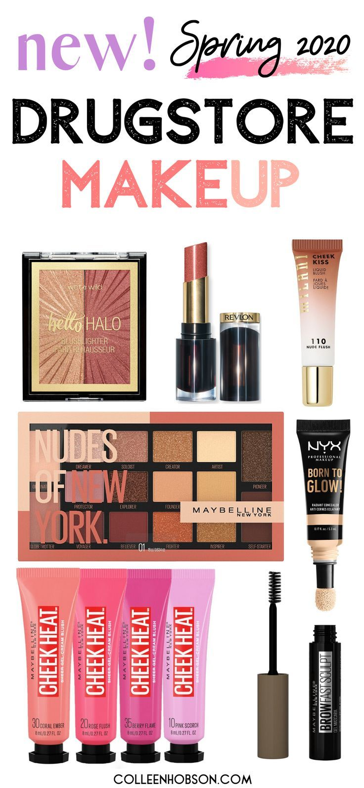 New Drugstore Makeup To Get Excited About Spring 2020 in