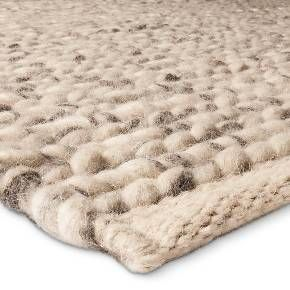 Chunky Knit Braided Wool Rug Project 62