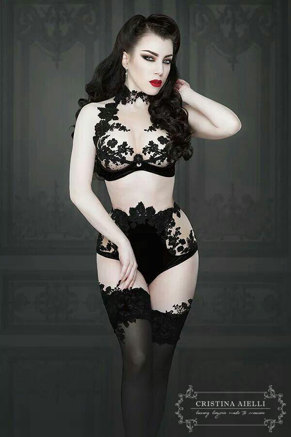 41ebd55c73a4e Cristina aielli lady morgana threnody cute lingerie red lingerie pics  fashion lingerie vintage jpg 600x900 Cristina