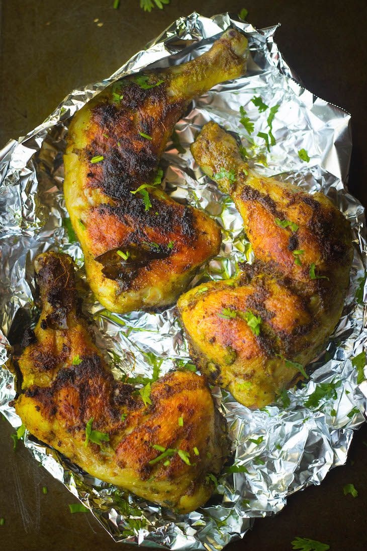 Spicy Chicken Fry | With Spices & Herbs | Under 30 minutes ...