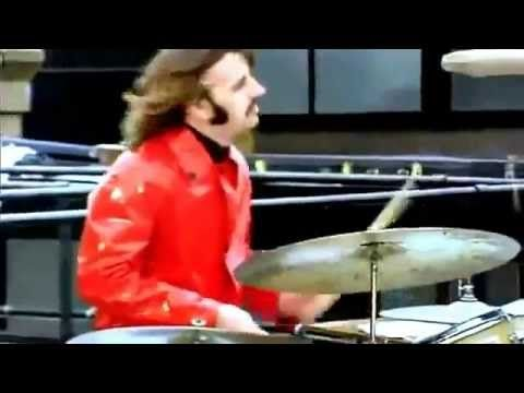 The Beatles   Get Back Rooftop Concert, 1969 360p