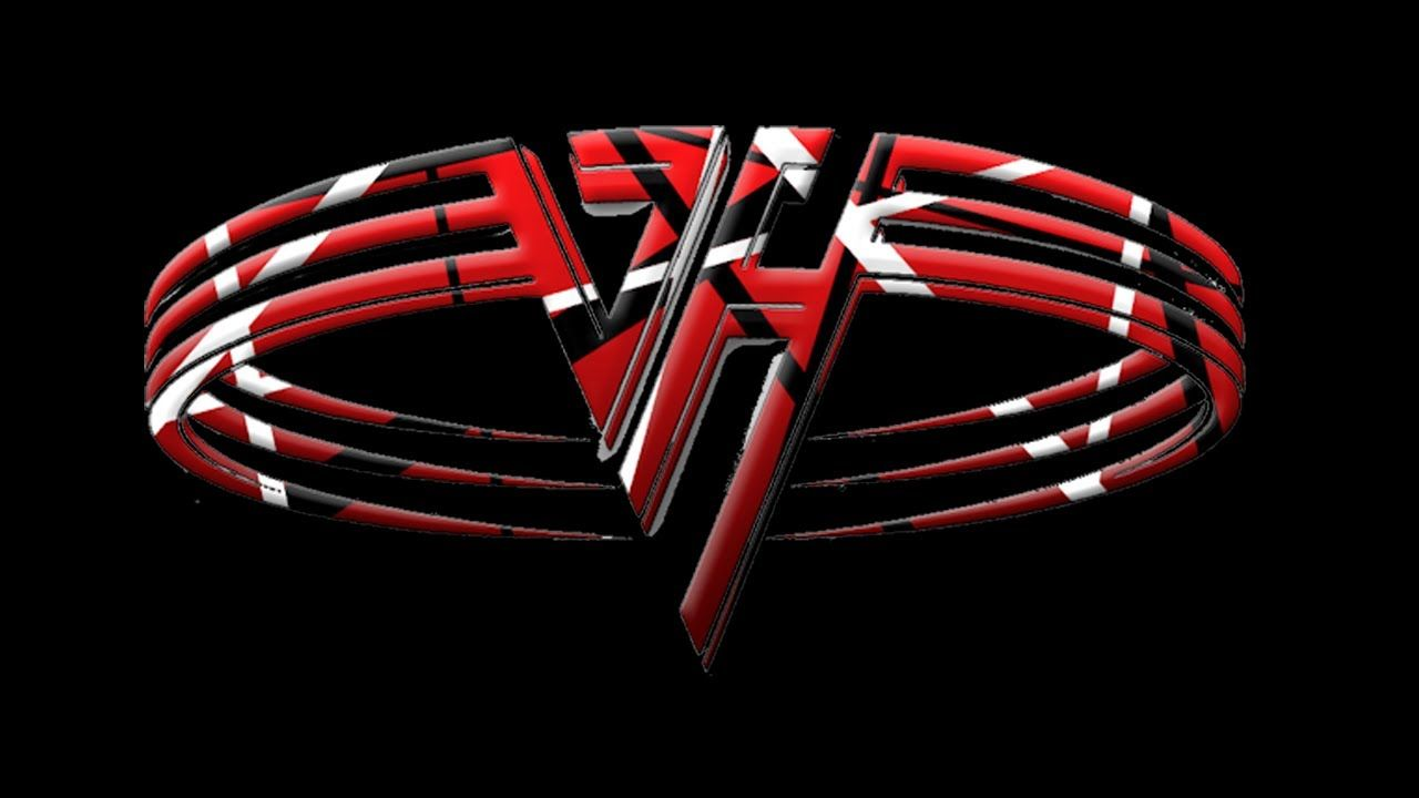 Pin By Cody C On Diamond Dave And Van Halen Van Halen Van Halen Logo Alex Van Halen