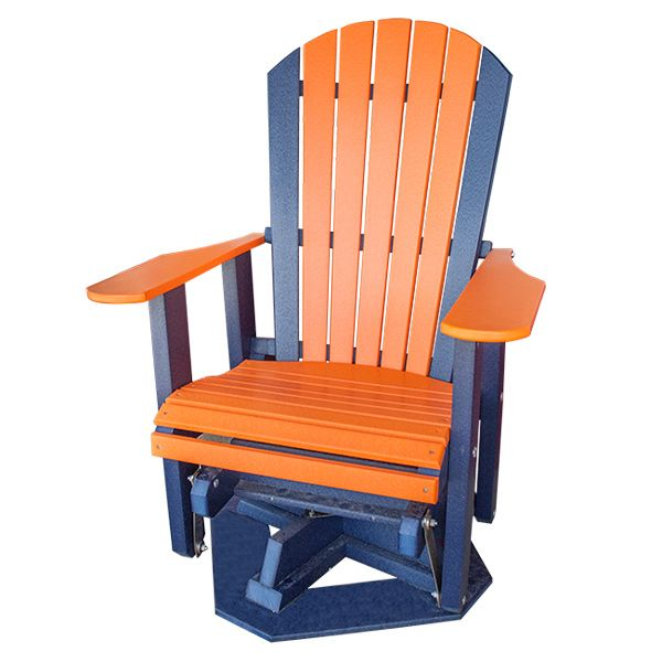 Beau Check Out The Adirondack Swivel Glider, Multicolor And Other Amish Outdoor  Polyvinyl At ShipshewanaFurniture.